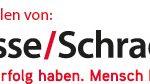Empfehlung Bewerbungsfotos Stuttgart Logo Hesse Schrader