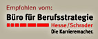 Bewerbungsfotos Stuttgart Guetesiegel von Berufsstrategie